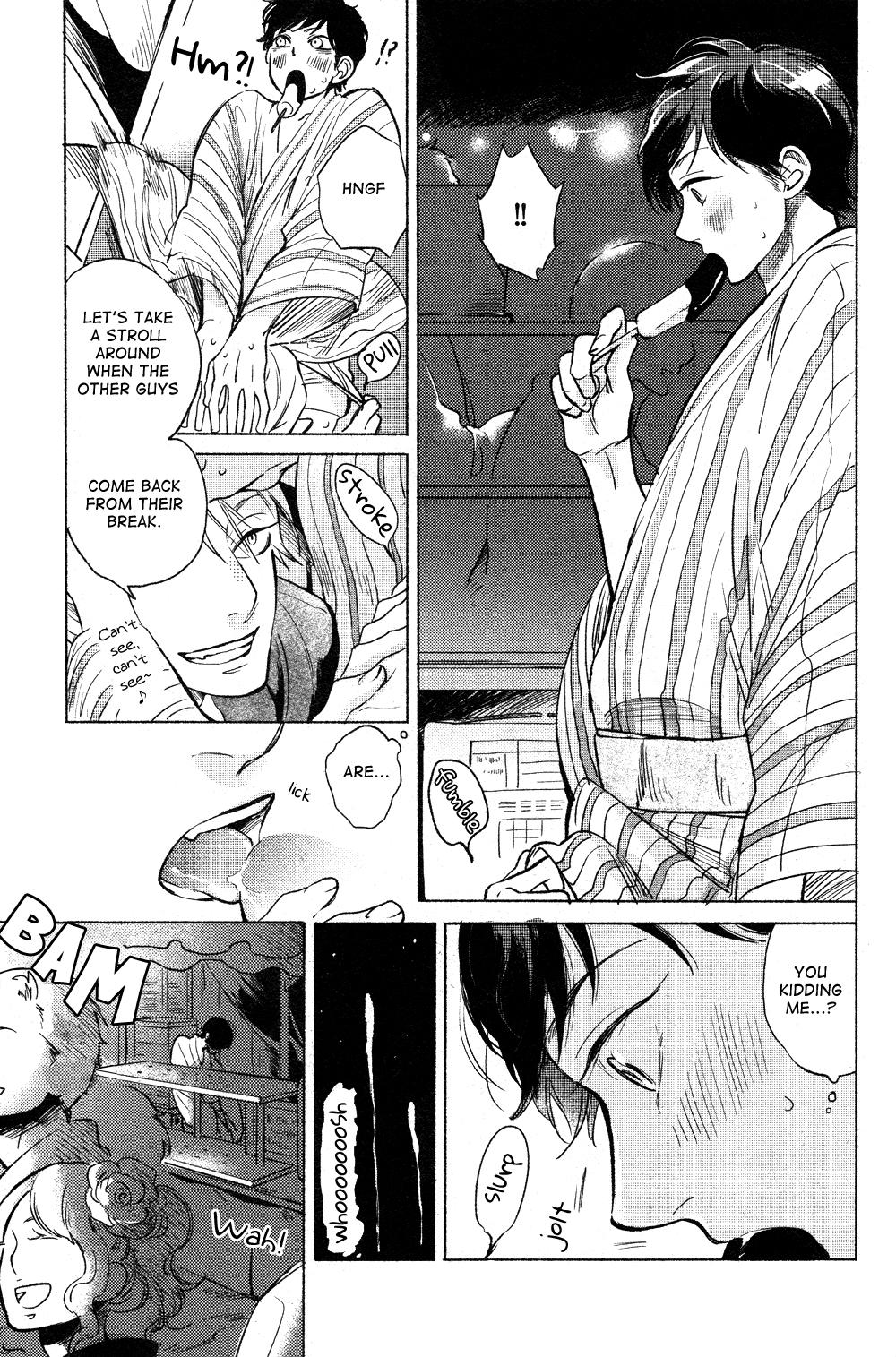 Yondaime Ooyamato Tatsuyuki - Chapter 11