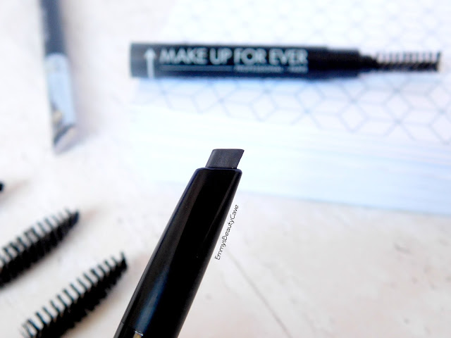 Make Up Forever Pro Sculpting 3 in 1 Brow Pen Dark Brown