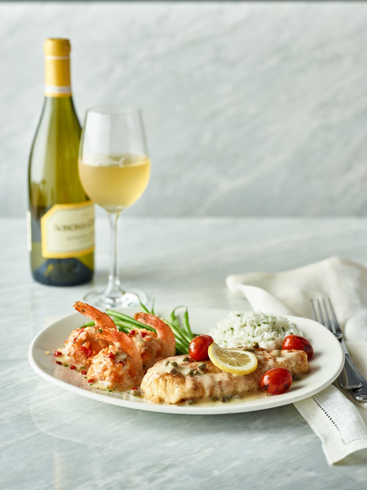 Eat*Drink*Cleveland: Summer Duos at Bonefish Grill