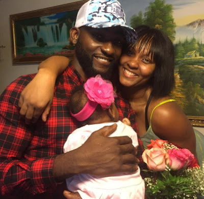 Image result for gbenro ajibade baby