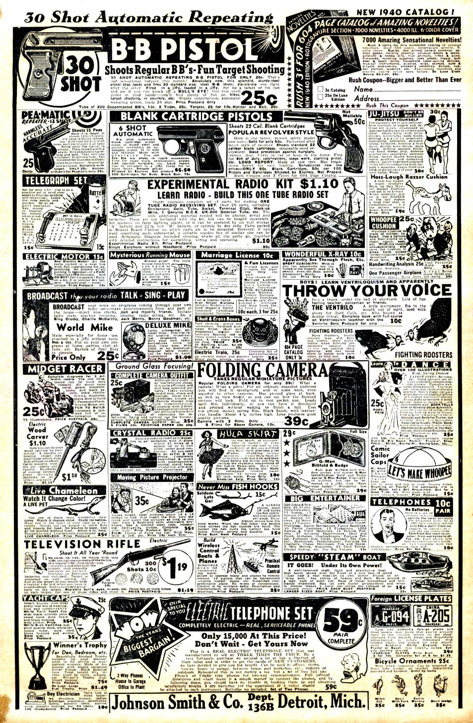Read online All-American Comics (1939) comic -  Issue #9 - 67
