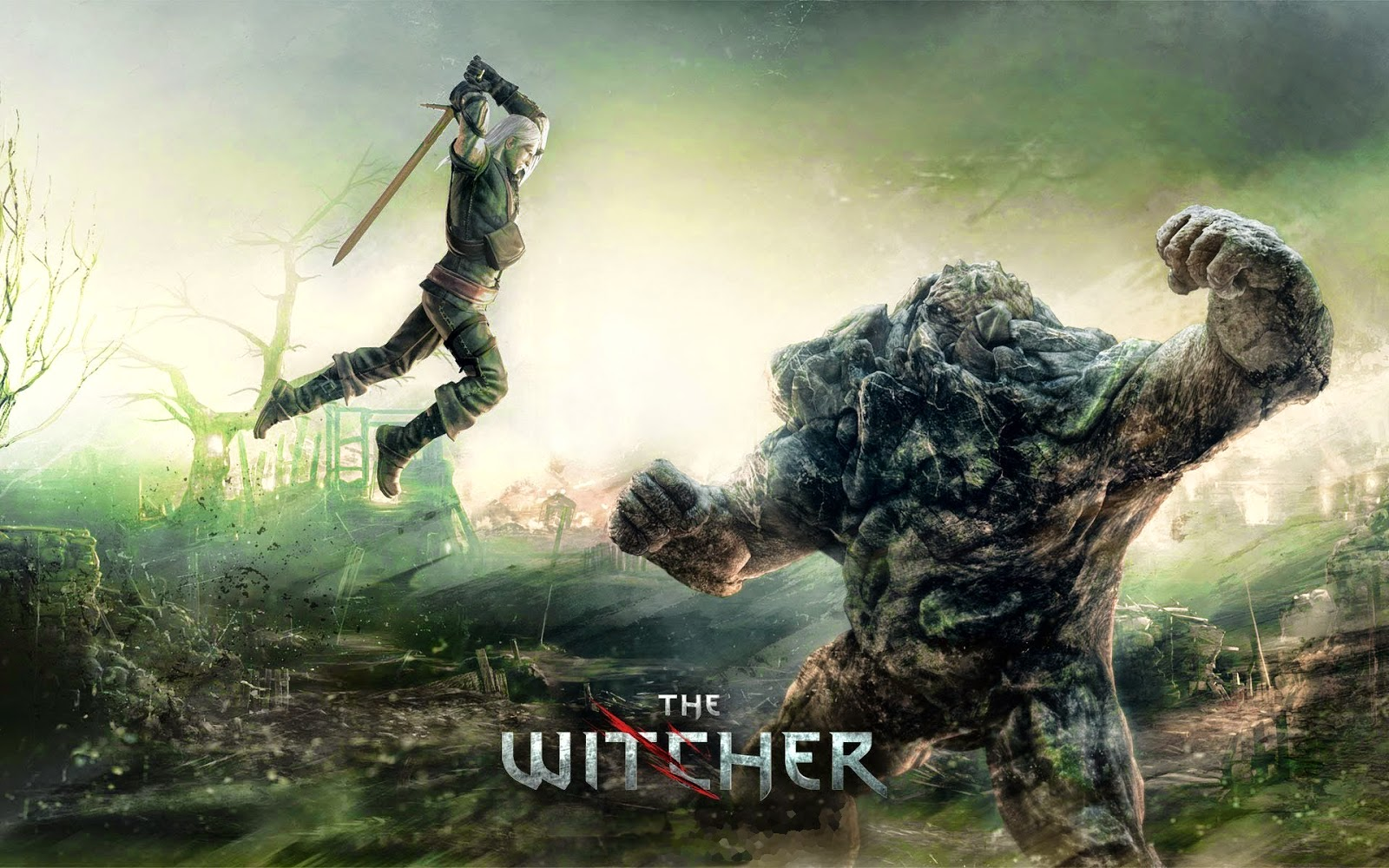 The witcher: enhanced edition (2008) windows box cover art mobygames.