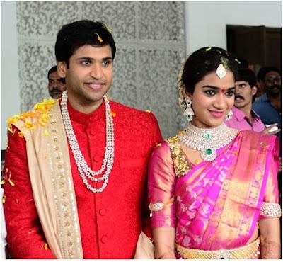 Nymisha and Satyanarayana