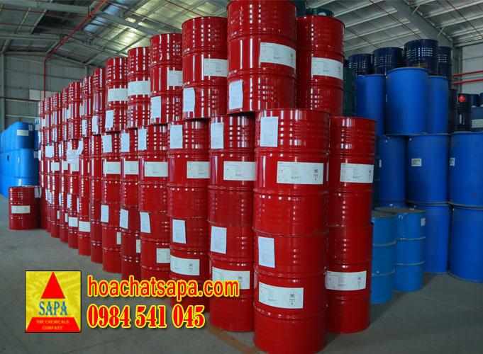 Dung môi sản xuất mút xốp
