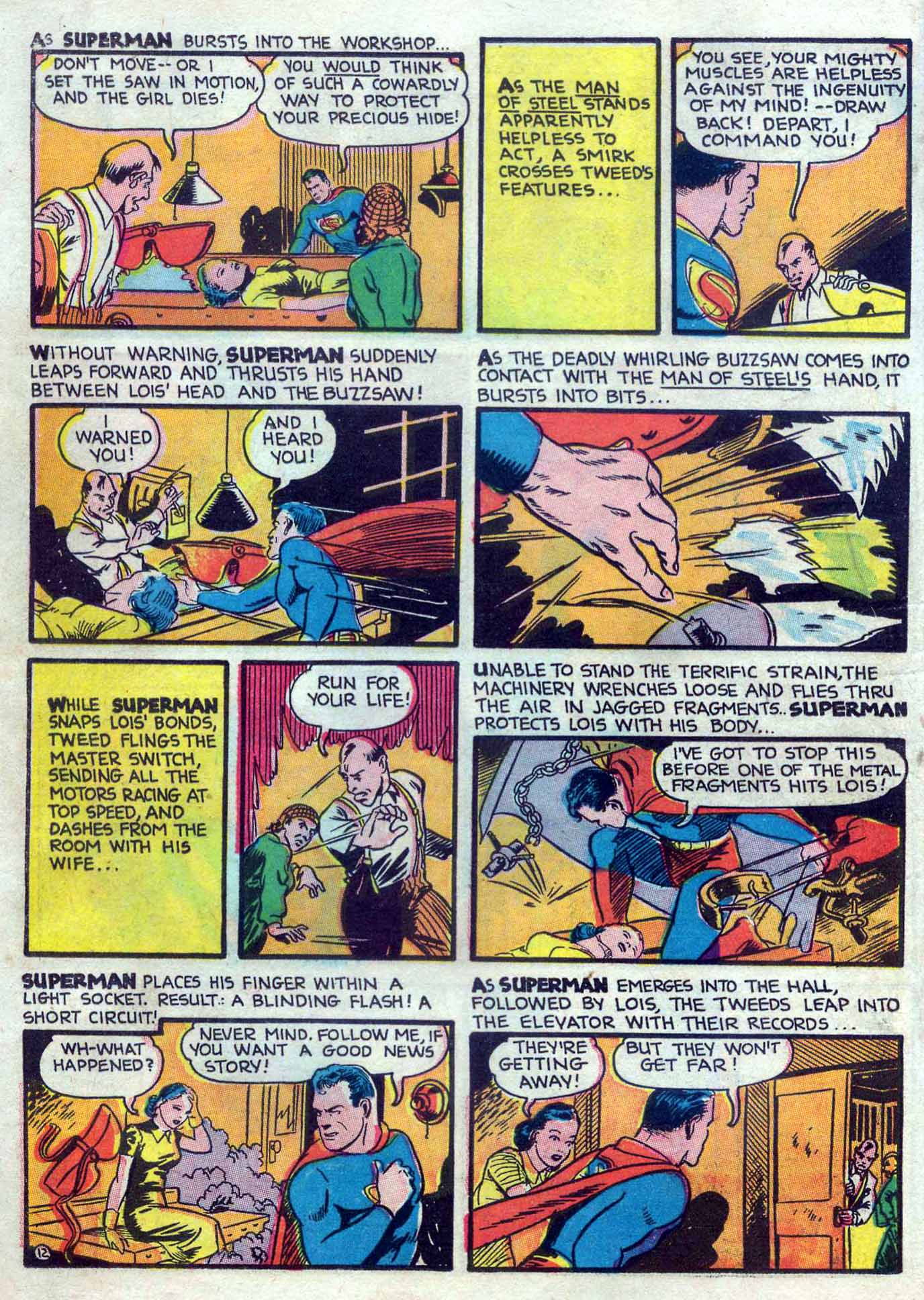 Read online Action Comics (1938) comic -  Issue #27 - 18