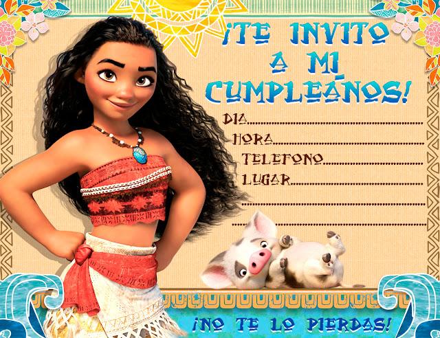 moana vaiana disney lasupermamy.blogspot.com.es