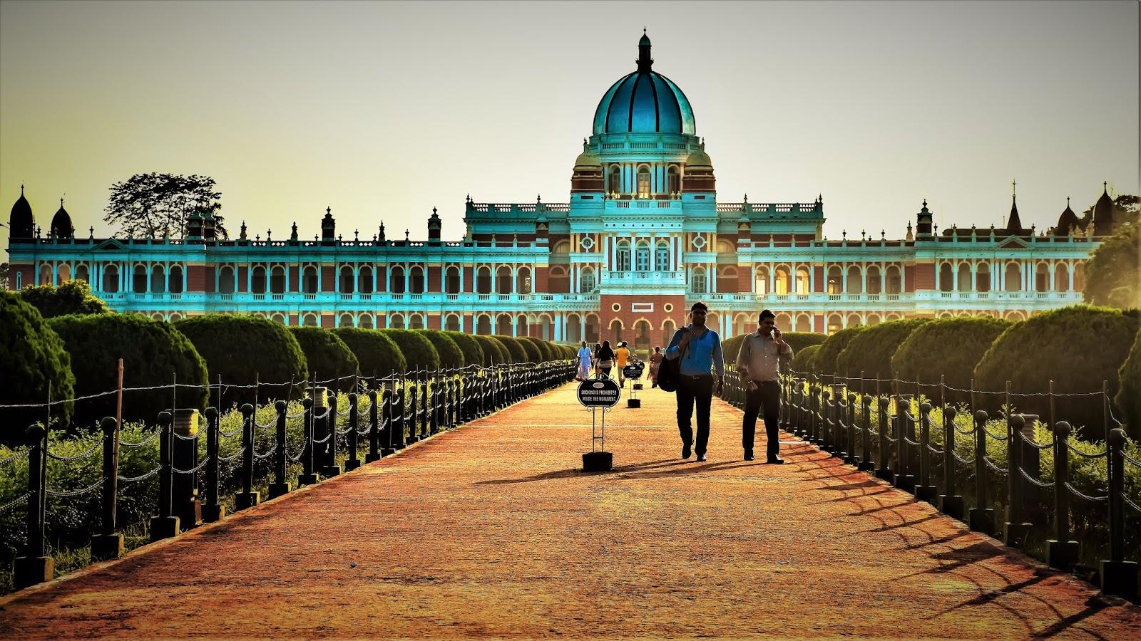 Cooch Beher Rajbari West Bengal India @DoiBedouin