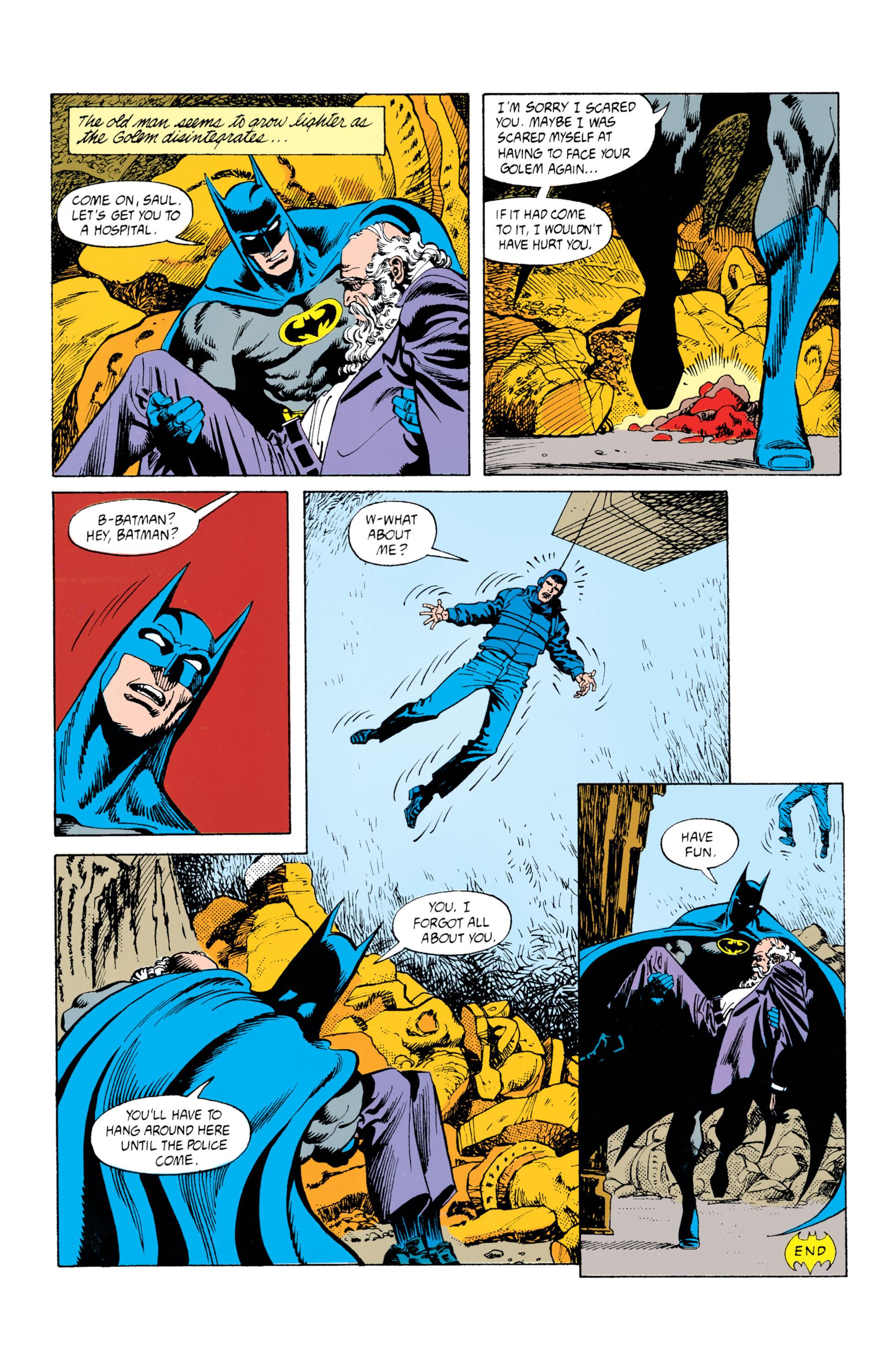 Detective Comics (1937) 632 Page 22
