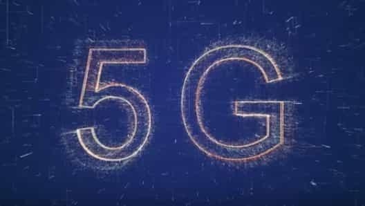 هواتف شبكة الجيل الخامس