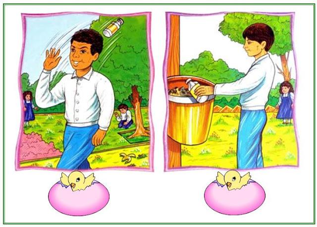 دفتر لتعليم لسلوكيات الصحيحة للاطفال