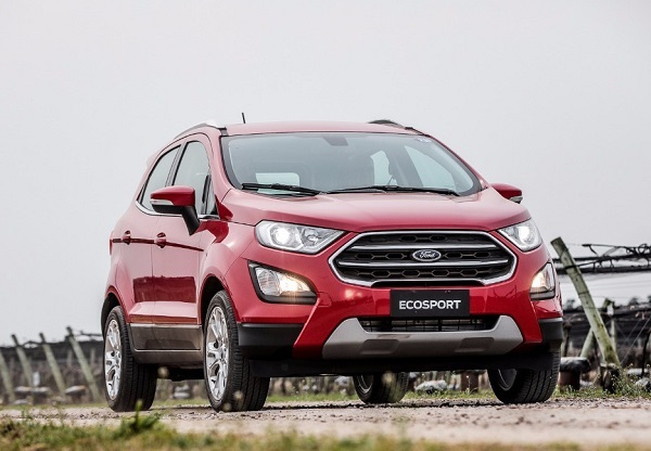 Ficha Técnica: Ford Ecosport S 1.5 (2018)