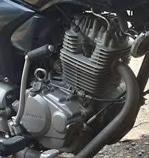 Mesin Honda Megapro Primus