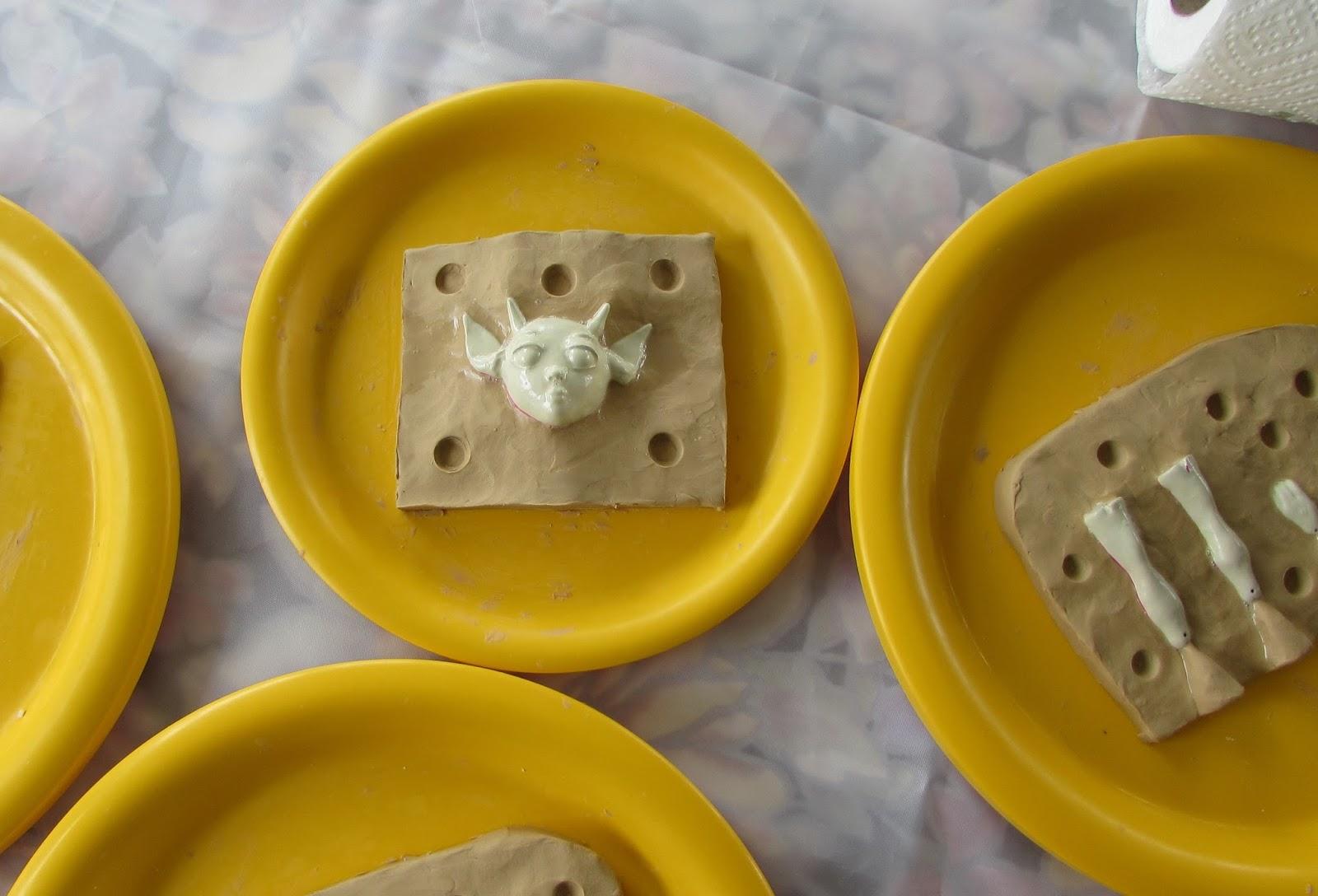 Kaerie Faerie Creating Plaster Molds For Porcelain Dolls