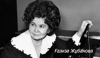Жұбанова Ғазиза  Ахметқызы