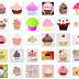 Dibujos de Cupcakes.