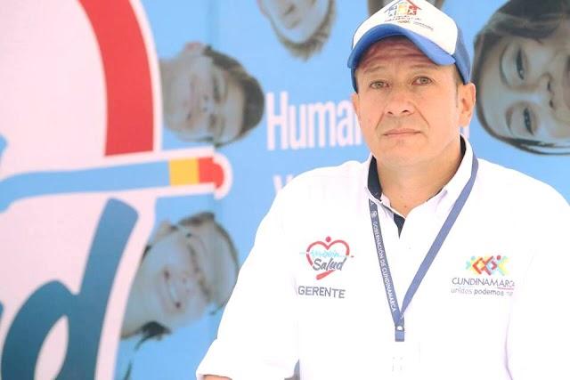El nuevo gerente del Hospital San Antonio de Chía asume 28 compromisos a junio de 2017