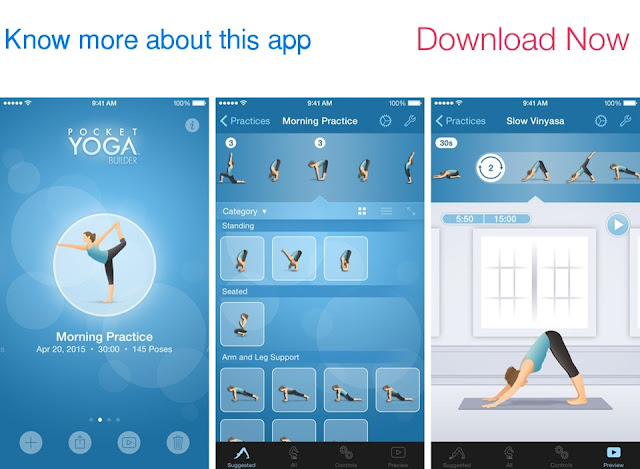 Download Pocket Yoga for iOS