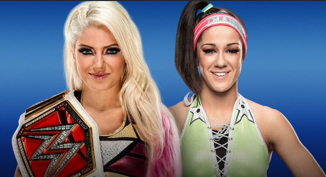 Alexa Bliss Vs Bayley SummerSlam Live Stream