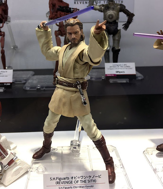 S.H.Figuarts Star Wars Ep.III Obi-Wan Kenobi