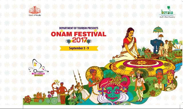 Onam Celebration by Kerala Tourism
