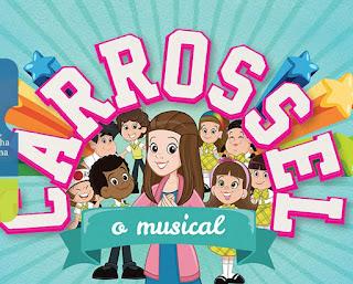 Agenda de Shows 2017 Carrossel O Musical