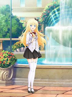 """Anime: Primera imagen oficial del anime """"Kishuku Gakko no Juliet"""" de Yosuke Kaneda"""