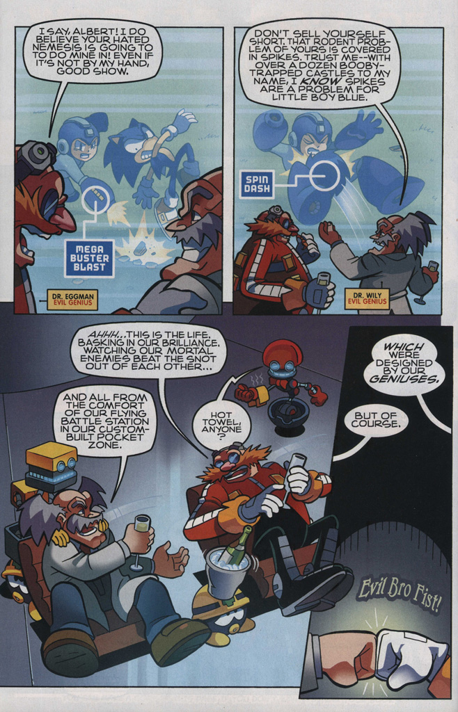 Read online Sonic The Hedgehog comic -  Issue #248 - 10