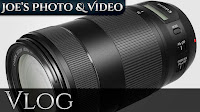Canon EF 70-300mm f/4-5.6 IS II nano USM Lens Announced - My Thoughts | Vlog
