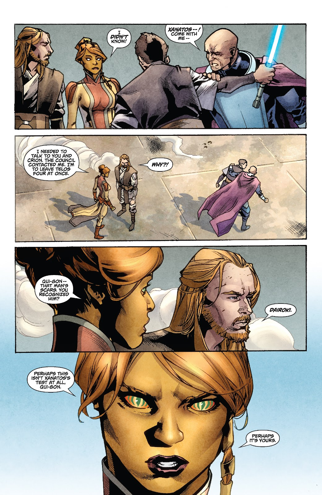 Read online Star Wars Legends: Rise of the Sith - Epic Collection comic -  Issue # TPB 1 (Part 2) - 52