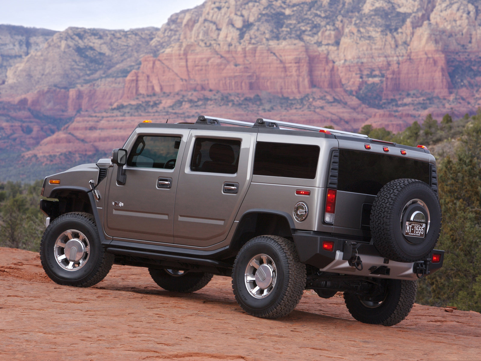 Automotive Database Hummer H2