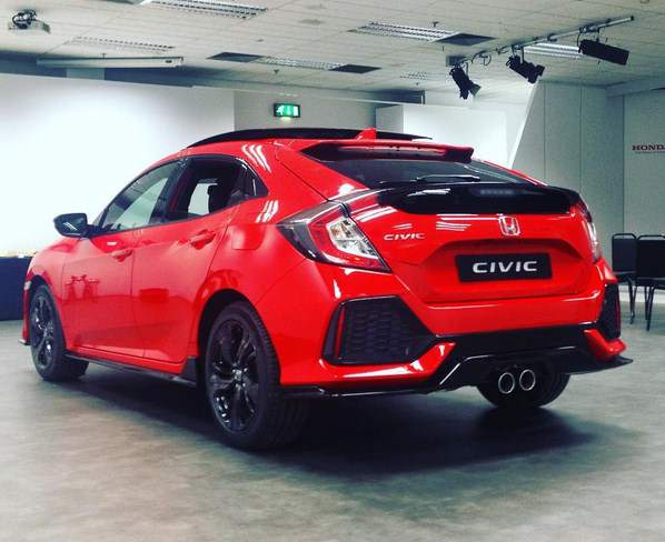 Honda-Civic-Hatchback-Belakang