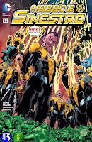 Os Novos 52! Sinestro #14