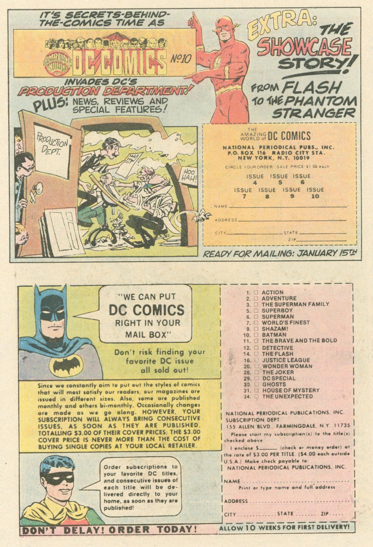 Read online World's Finest Comics comic -  Issue #237 - 30