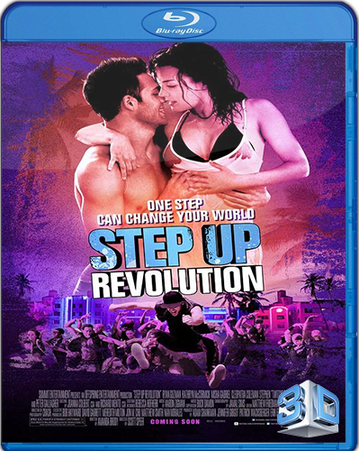 Step Up Revolution [2012] [BD50] [Latino] [2D + 3D]