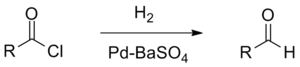 Rosenmund Reaction