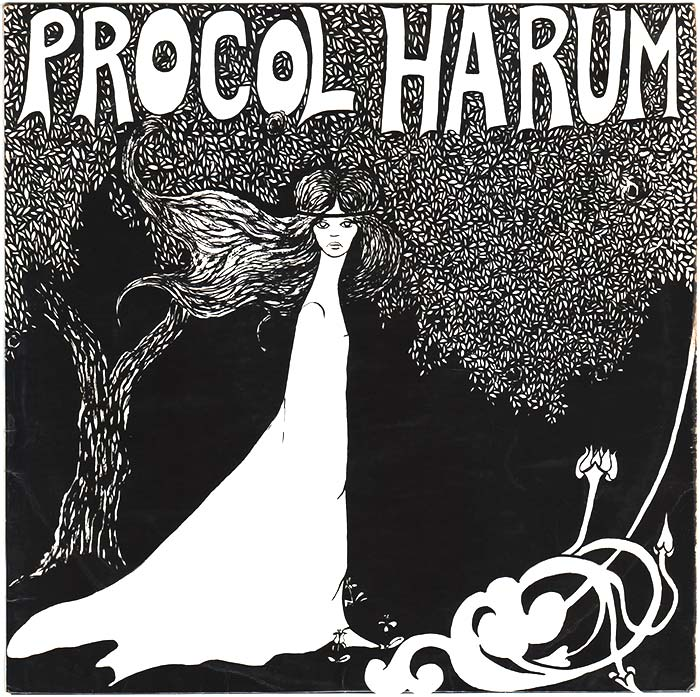 A whiter shade of pale de Procol Harum