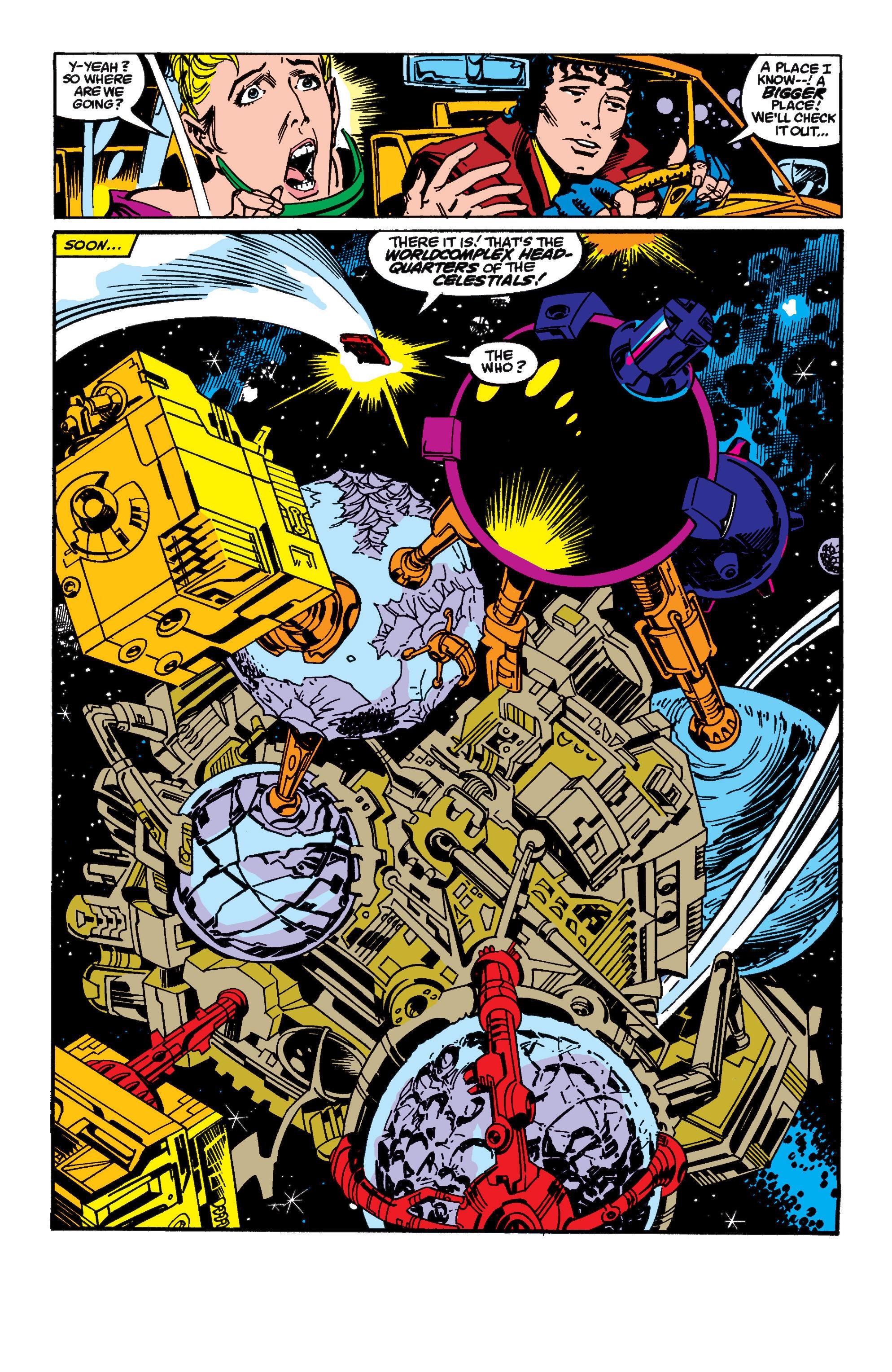 Read online Secret Wars II comic -  Issue #5 - 15