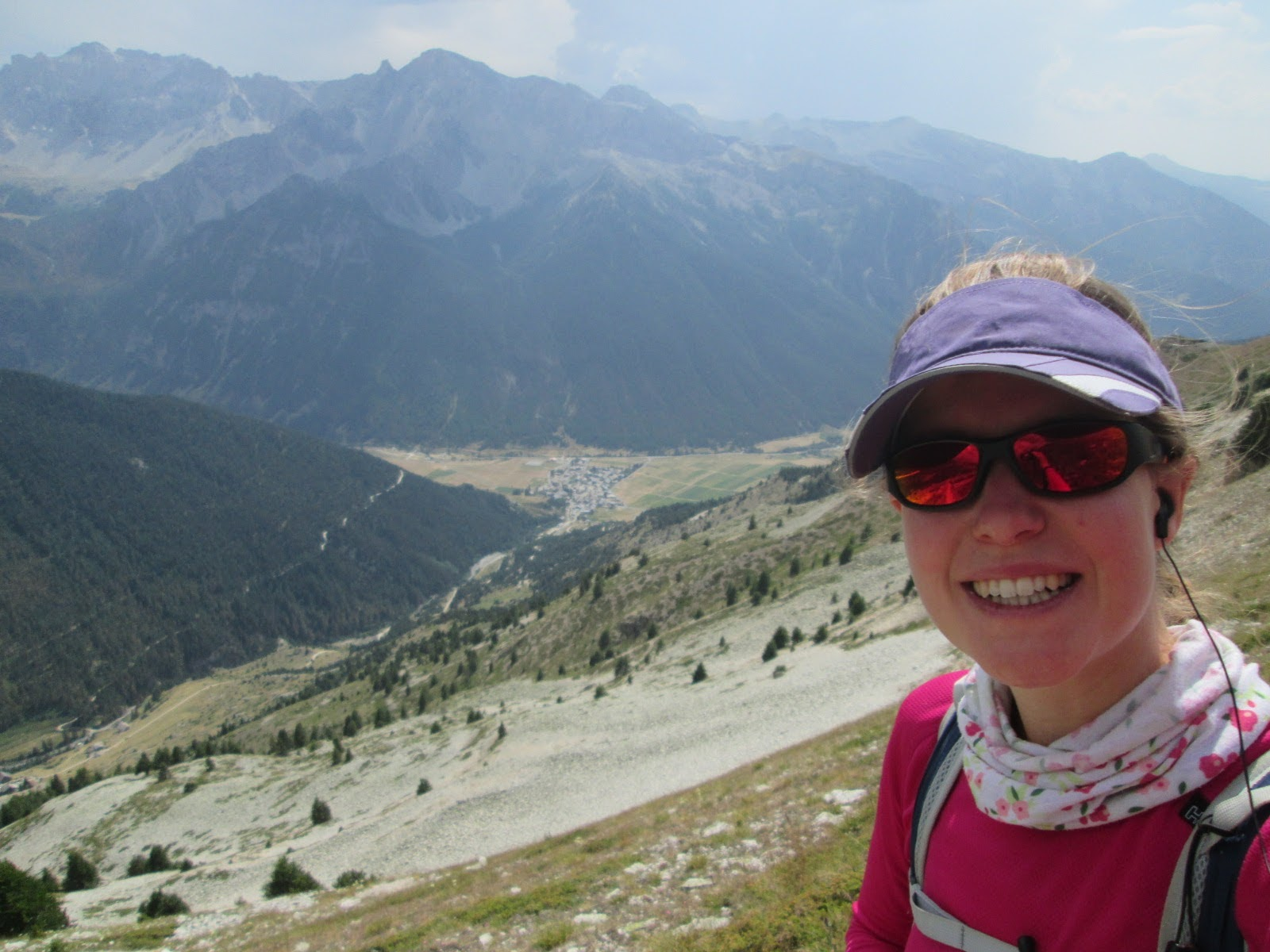 ea0435bca05831 GR58 / GR5 – Solo Hike over Col de Bramousse and Col Fromage via  Observatory from