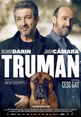 """Carátula del DVD: """"Truman"""""""