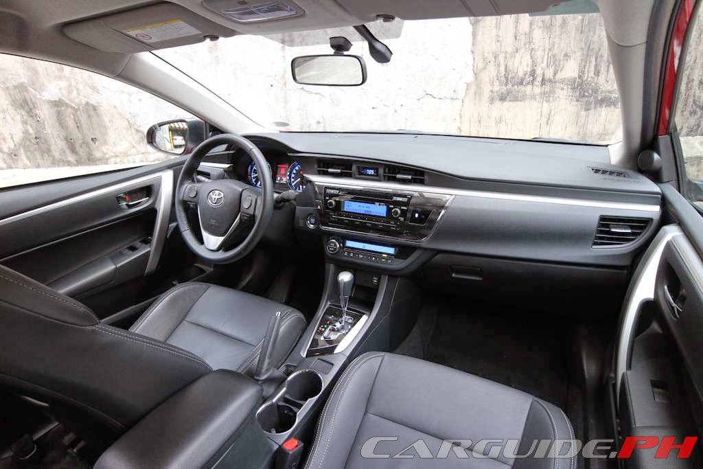 review 2014 toyota corolla altis 2 0 v philippine car news car reviews automotive features. Black Bedroom Furniture Sets. Home Design Ideas