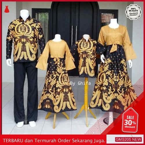GMS205 FSL205C74 Couple Batik Keluarga Ayah Ibu Dropship SK1042904298