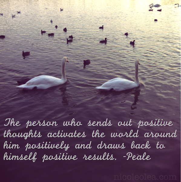 Positive Thoughts Bring Positive Results Quotes: 25+ Inspiring Positive Quotes