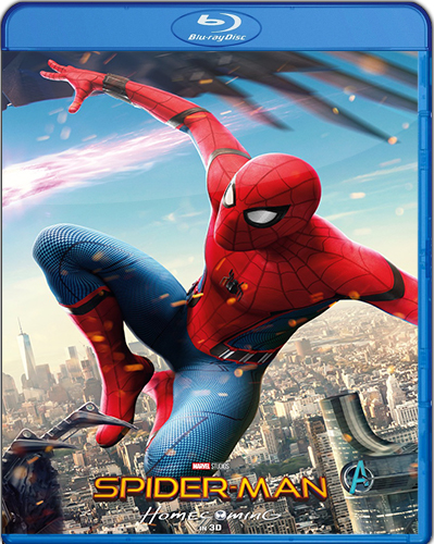 Spider-Man: Homecoming [2017] [BD25] [Latino]
