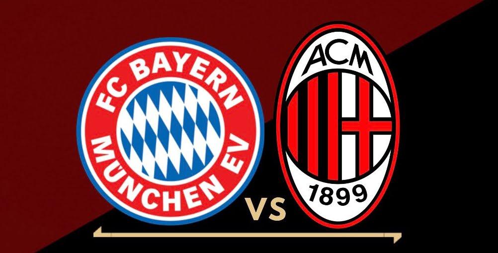 Rojadirecta Bayern Monaco Milan Streaming e Diretta TV, dove vederla.