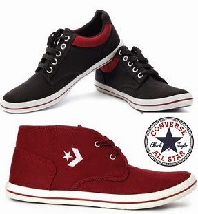 Flat 50% Off on Converse Canvas Shoes @ Flipkart (Limited Period Offer)
