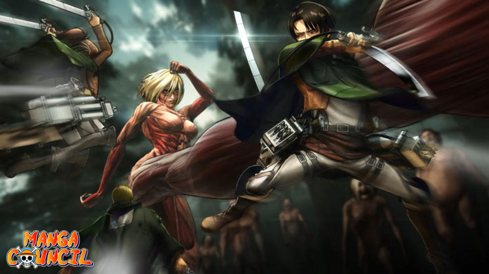 Attack On Titan Wings Of Freedom Save Game Game Anime Terbaru