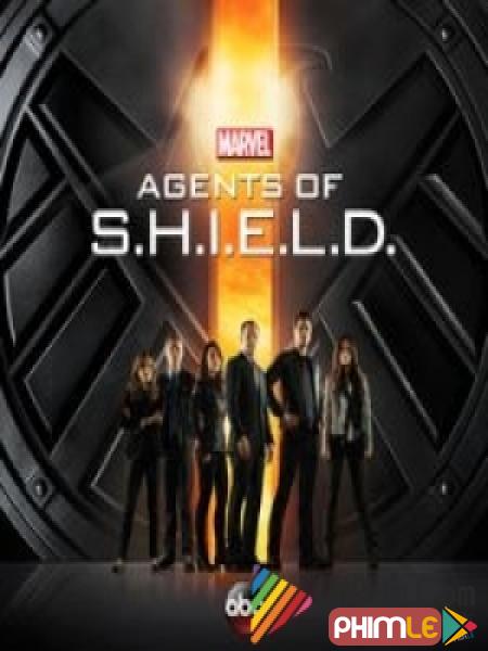 Những Đặc Vụ của S.H.I.E.L.D 1