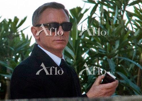 セレブ247: 「007」シリーズ 最新作「スペクター」撮影中の ...