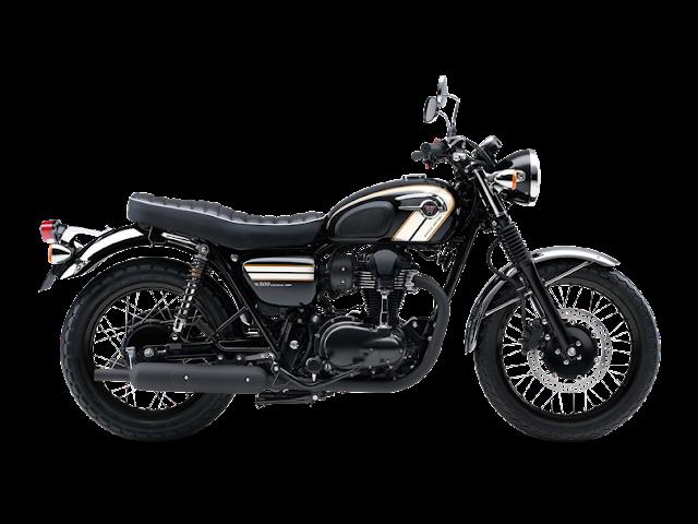 Kelebihan dan Kekurangan Motor Klasik Kawasaki W800
