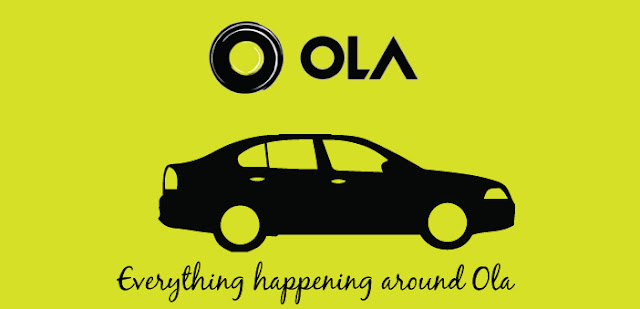 ola cab customer care number